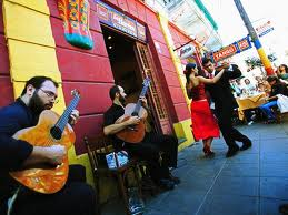 P-3 visas for Argentine tango performers